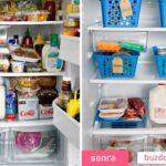 Buzdolabı Düzen ve Temizliği