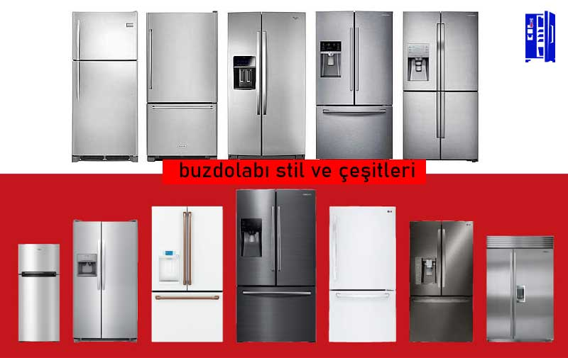 Buzdolabı Stil ve Çeşitleri