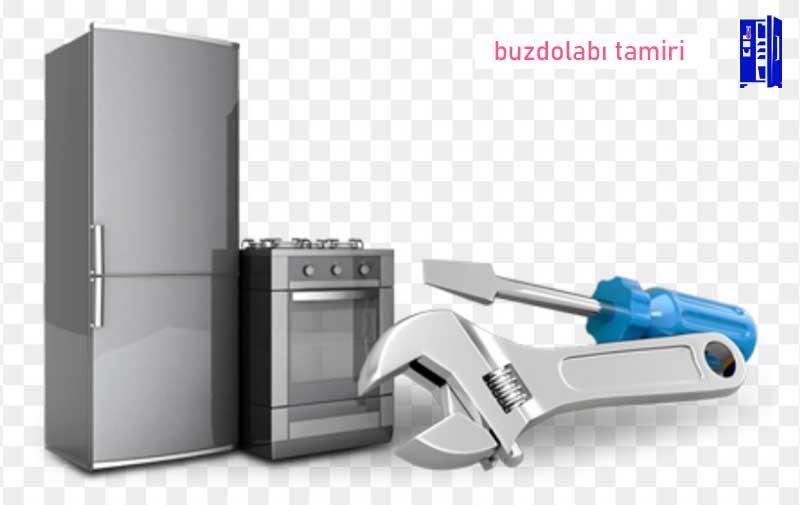 Bir buzdolabı nasıl tamir edilir?