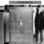 ilk buzdolabı